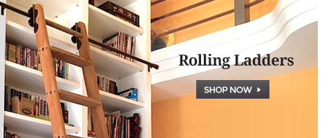 Rolling Ladder Kits Amp Hardware Rolling Interior Barn Doors